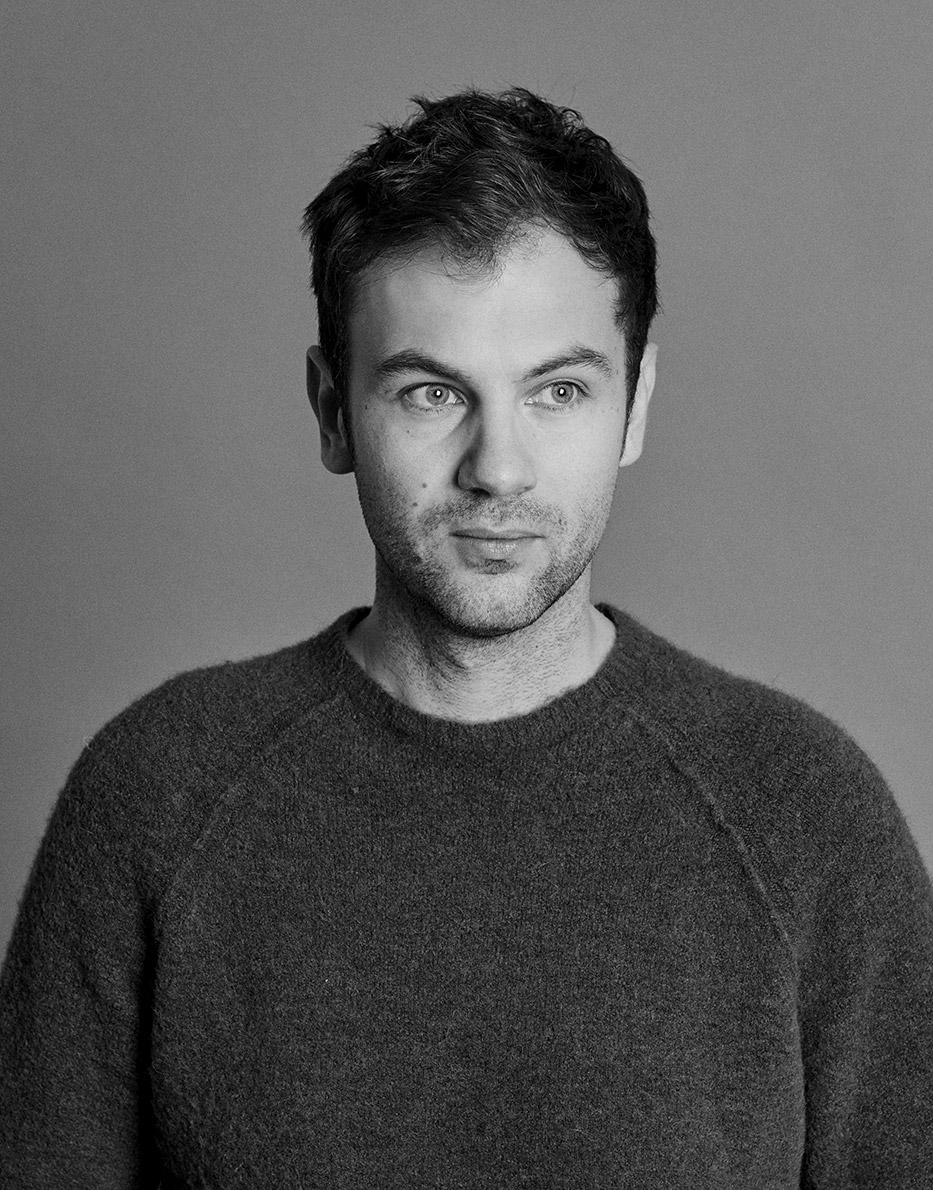Portrait de Anthony Guerrée
