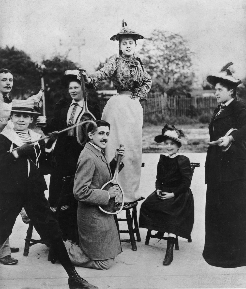 Marcel Proust Tennis